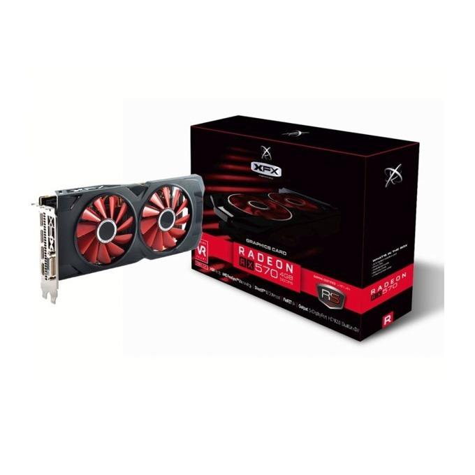 XFX Radeon RX 570 8GB RX-570P8DFD6