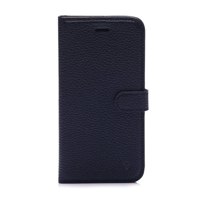 Калъф за Apple iPhone 7/8, Flip Wallet, кожен, Beyza Booklet Folio, черен image