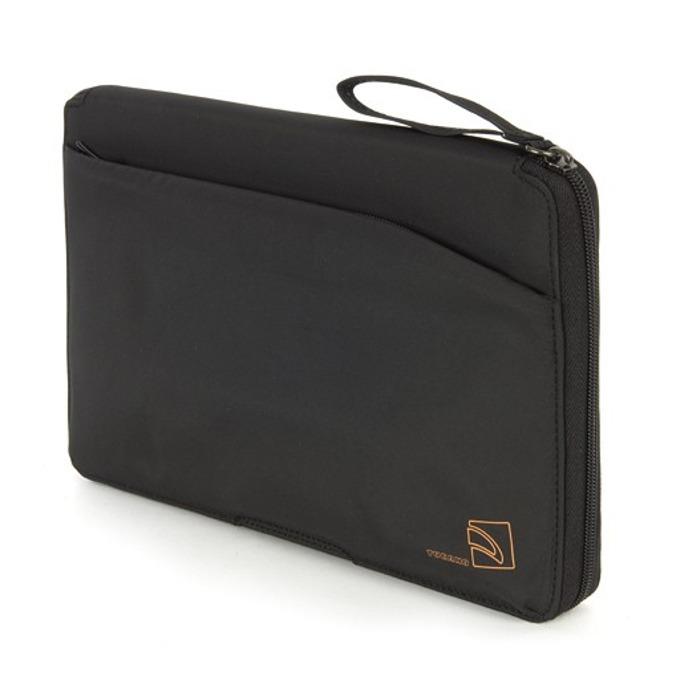 "Калъф Tucano Youngster Tablet Case за таблети до 10.2""(25.9cm), универсален, кожен, черен image"
