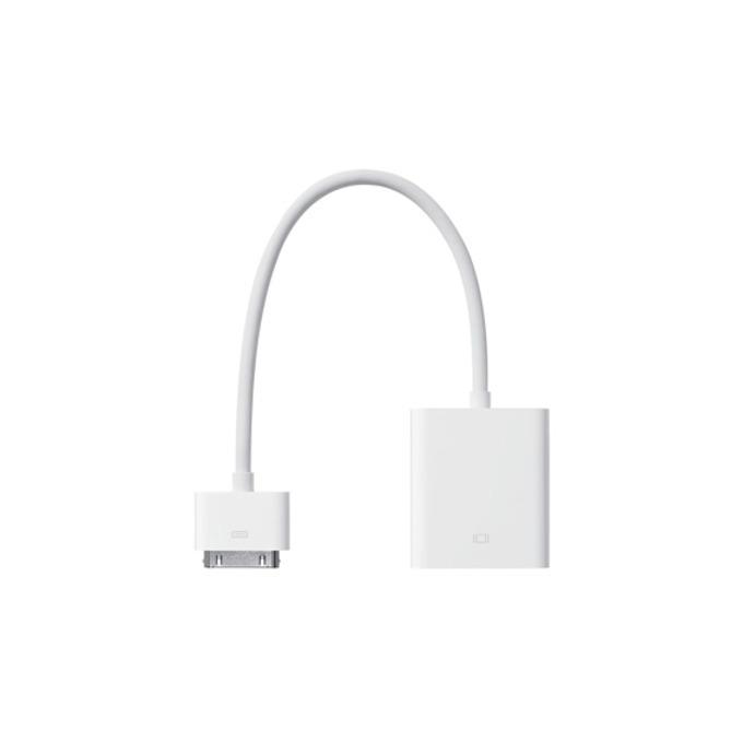 Адаптер Apple iPad Dock Connector към D-Sub(ж),VGA image