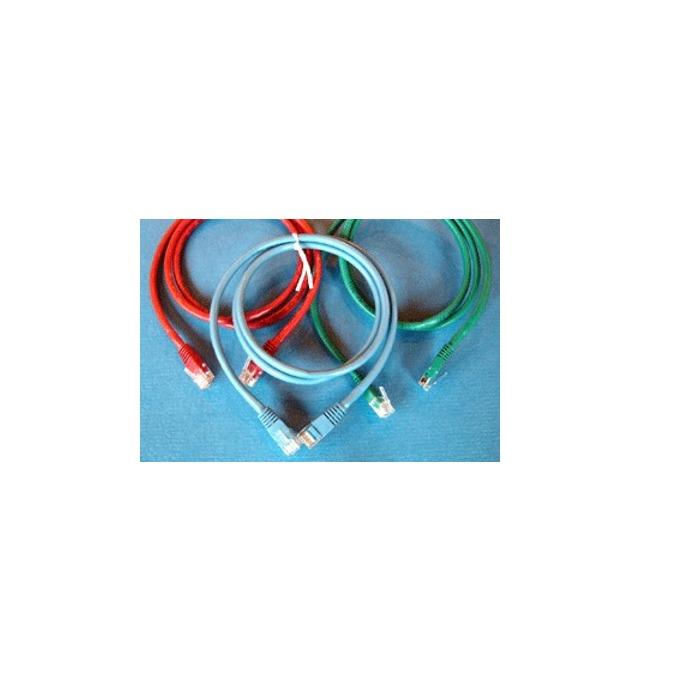 Пач кабел ACnetPLUS, UTP, Cat 5e, 0.5m, син image