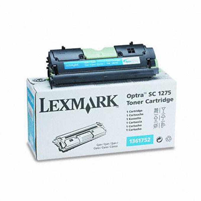 КАСЕТА ЗА LEXMARK OPTRA SC 1275 - Cyan product