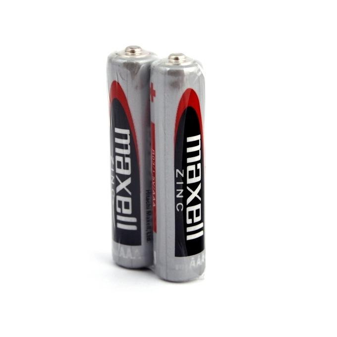 Батерии цинкови Maxell AAA, 1.5V, 2 бр. image