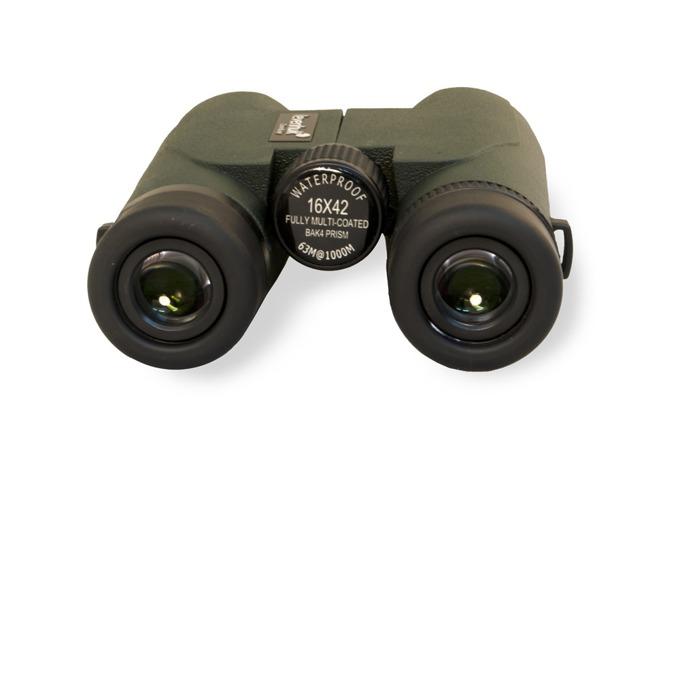 Бинокъл Levenhuk Karma PRO 16x42, 16x оптично увеличение, 42mm диаметър на лещата, възможност за адаптиране към триножник image