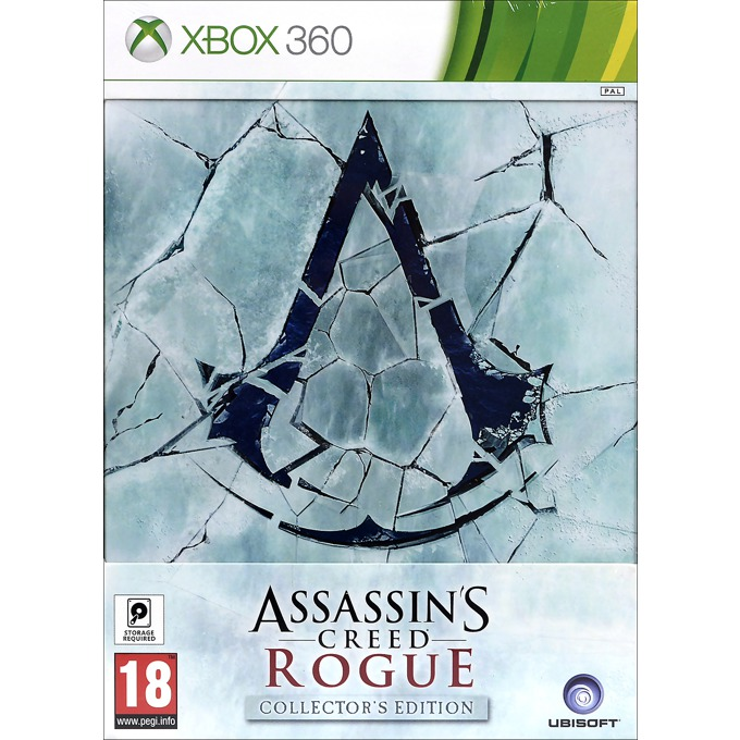 Игра за конзола Assassins Creed: Rogue Collector's Edition, за XBOX360 image