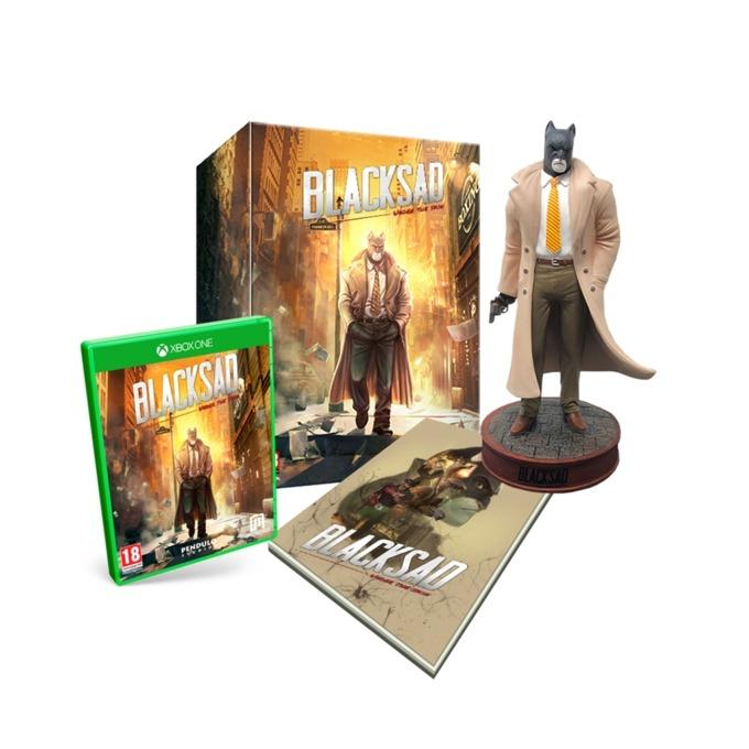 Игра за конзола Blacksad: Under the Skin Collectors Edition, за Xbox One image