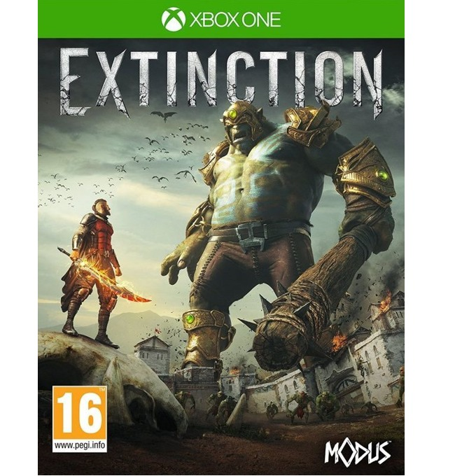 Extinction product
