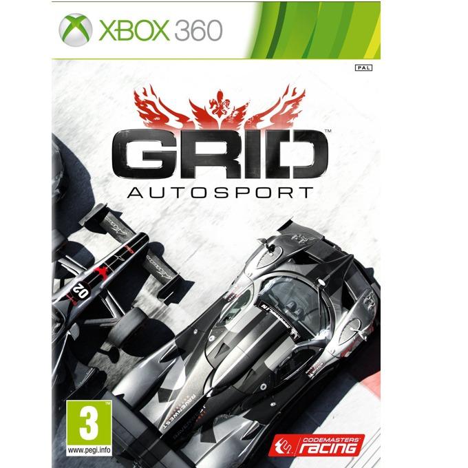 Игра за конзола GRID Autosport, за XBOX 360 image
