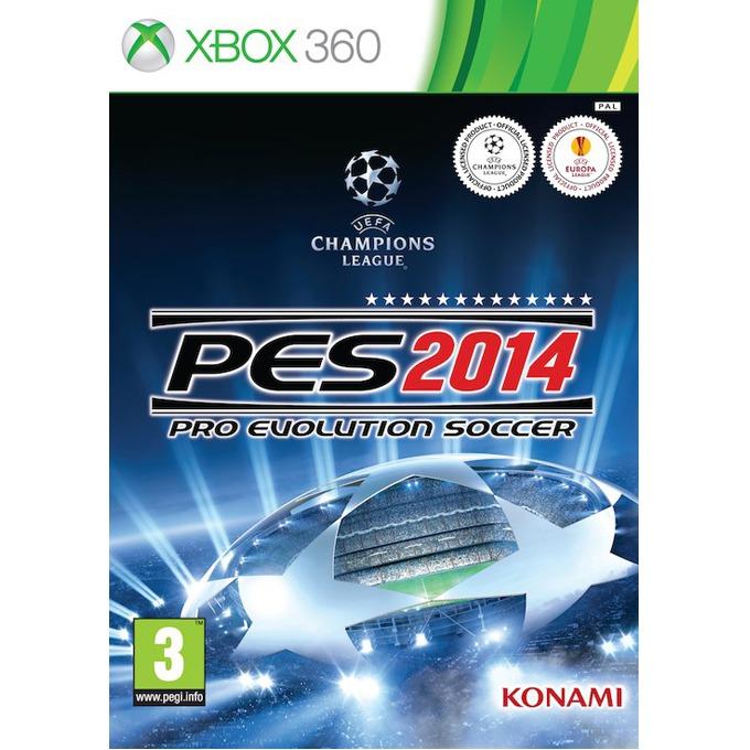 Pro Evolution Soccer 2014, за XBOX360 image
