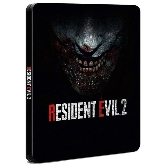 Resident Evil 2 Remake - Steelbook Edition, за Xbox One image