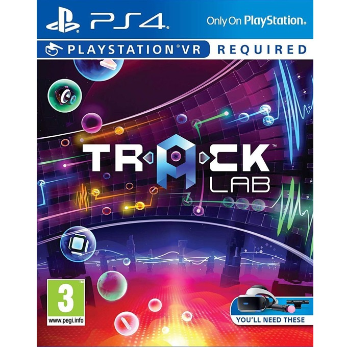 Track Lab, за PS4 VR image