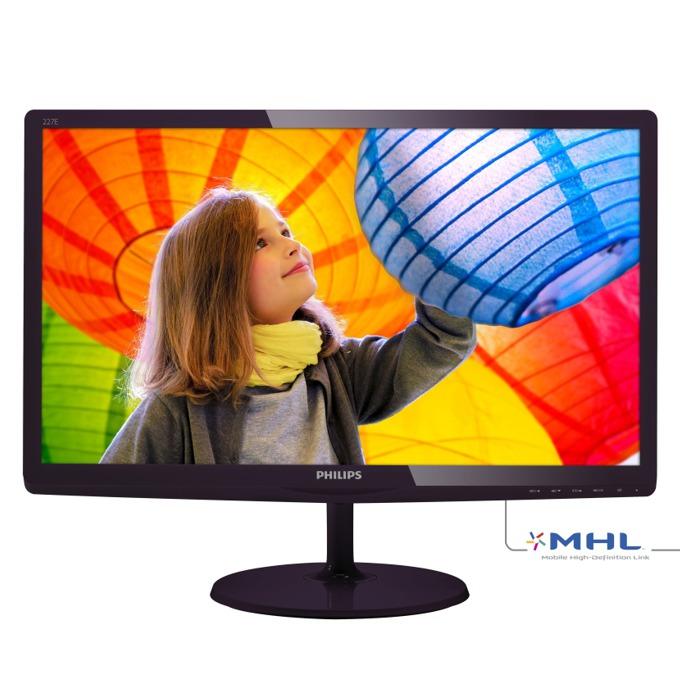 Monitor 21.5 Philips E Line 227E6LDSD/00