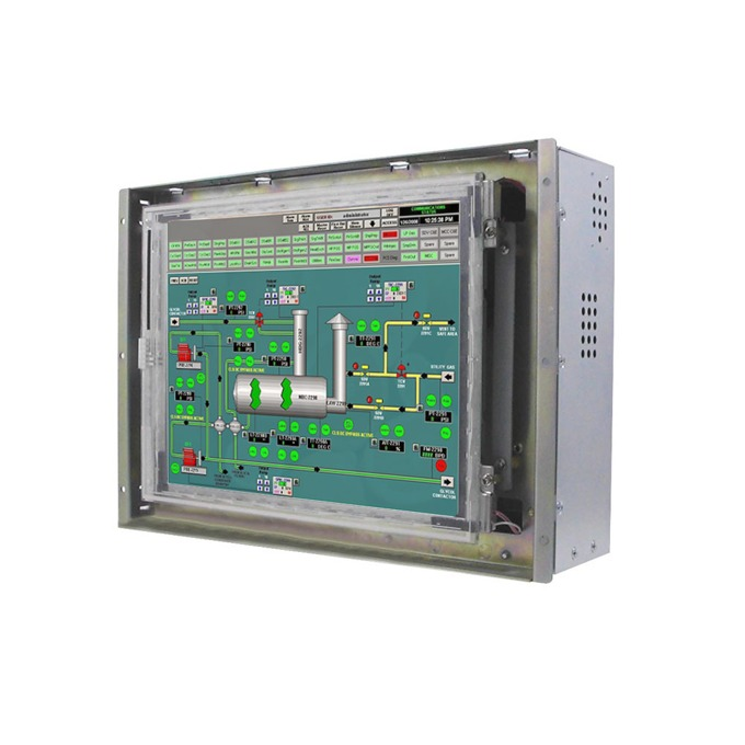 "Дисплей Winmate R06L200-OFA1, 6.5"" (16.51 cm), VGA (640x480), HDMI, VGA image"