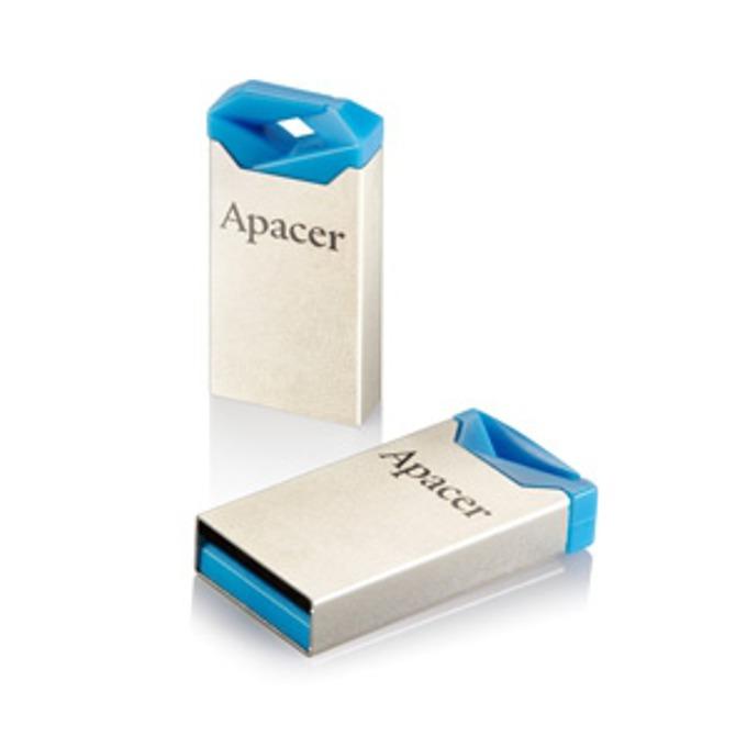 16GB Apacer AH111 Silver/Blue AP16GAH111U-1