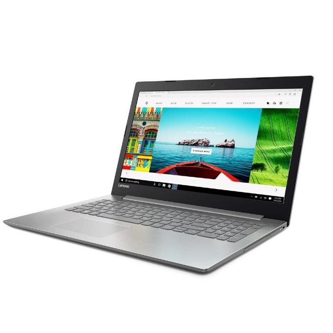 "Лаптоп Lenovo IdeaPad 320-15IKBN (80XL03BYBM)(сребрист), двуядрен Kaby Lake Intel Core i3-7100U 2.4 GHz, 15.6"" (39.62 cm) Full HD Anti-Glare Display & NVidia GeForce 940MX 2GB, (HDMI), 8GB DDR4, 1TB HDD, 1x USB-Type C, Windows 10, 2.20 kg image"