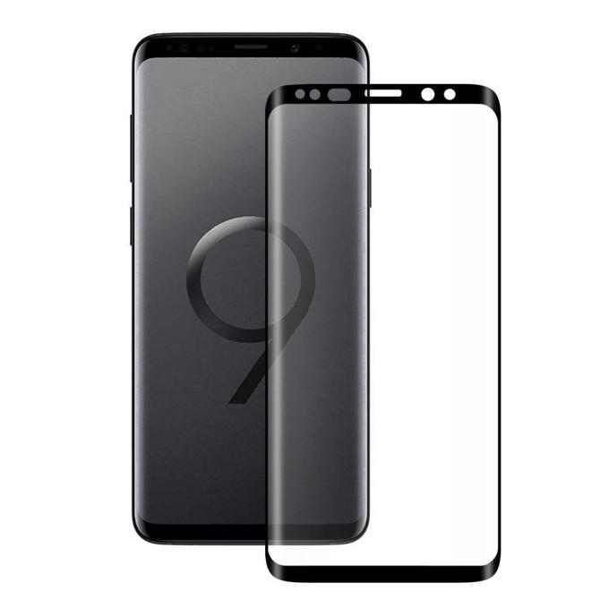 Протектор от закалено стъкло /Tempered Glass/ Eiger, Samsung Galaxy S9 Plus image
