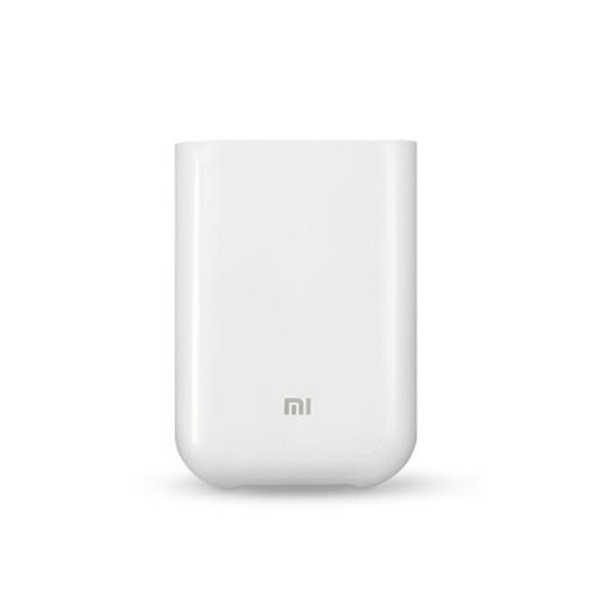 Мобилен принтер Xiaomi Mi Portable Photo Printer, цветен термичен фотопринтер, Bluetooth, 313 x 400 dpi, бял image