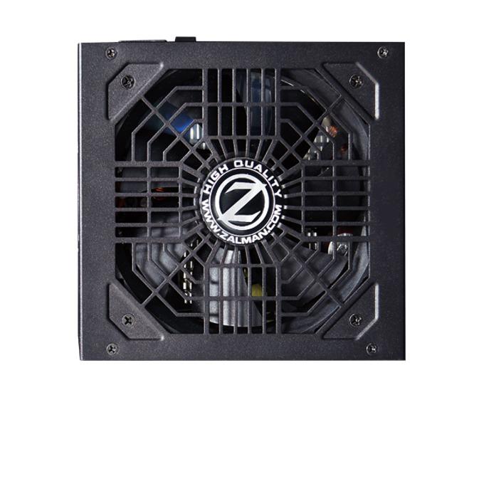 Захранване Zalman ZM500-GVM, 500W, Active PFC, 80 Plus Bronze, 120mm вентилатор image