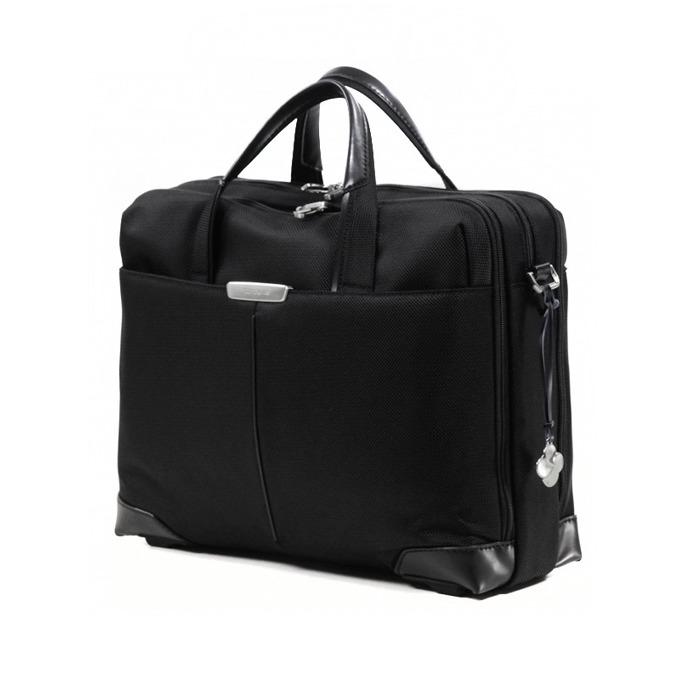 "Чанта за лаптоп Samsonite S-Oulite-Bailhandle 3 Comp до 15.6"" (39.6 cm), черен image"