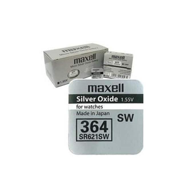 Maxell SR621SW 1 бр. 19976
