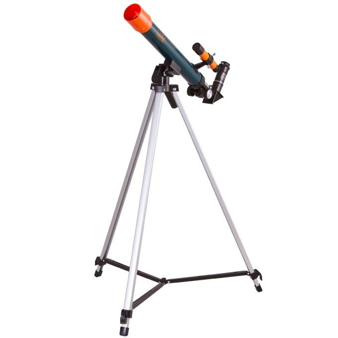Телескоп Levenhuk LabZZ Т1, 2x оптично увеличение, 40 mm диаметър на лещата, 500 mm фокусно разстояние image