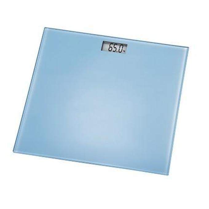 Цифров кантар Xavax Emma, капацитет до 150 кг., LCD дисплей, бял image
