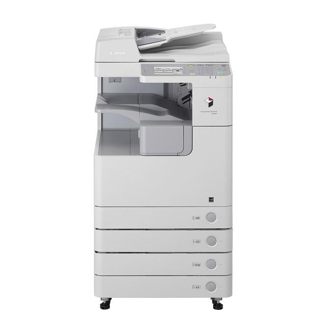 Мултифункционално лазерно устройство Canon imageRUNNER 2530i, монохромен принтер/копир/скенер, 1200 x 1200 dpi, 30 стр./мин., USB, LAN100Base-TX, ADF, двустранен печат, A3, цветен сензорен дисплей image