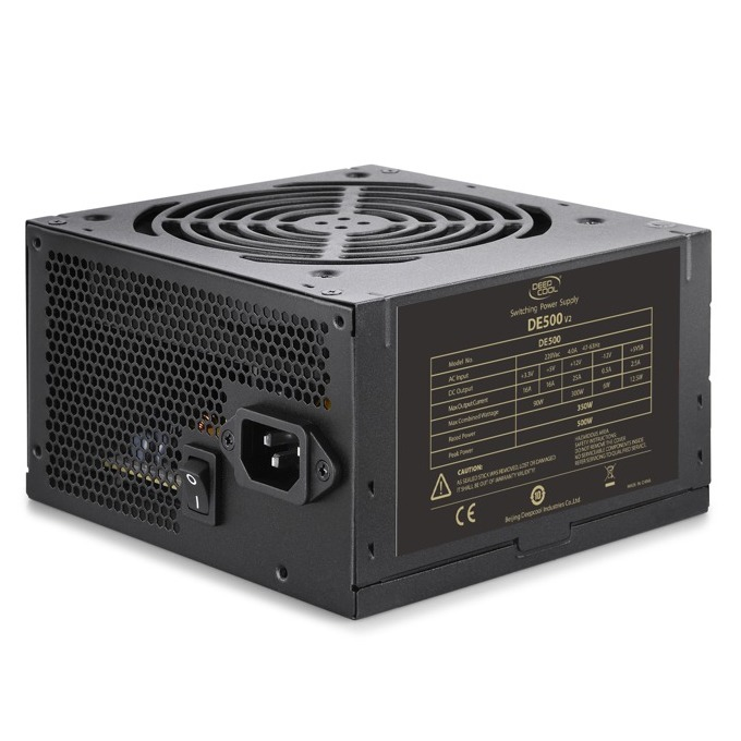 DeepCool DE600 v2 600W DP-DE600US-PH