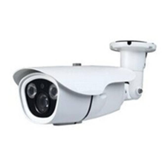 "TVI камера irLAN BOD-TVI1080AFSN40, насочена ""bullet"" камера, 2.4MP(1080p), 2.8-12mm обектив, IR осветеност (до 40 m), за външен монтаж image"