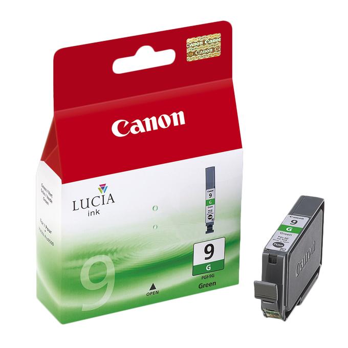 ГЛАВА CANON PIXMA PRO 9500 - Green ink tank - PGI-9G - заб.: 14ml. image