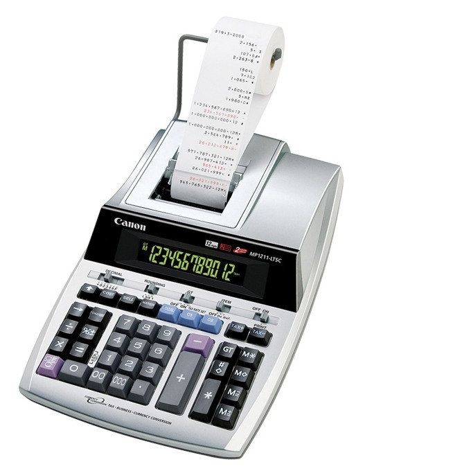 Canon MP1211-LTSC Office Printing Calculators