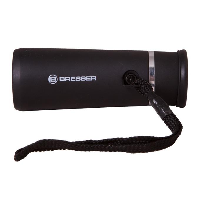 Монокъл Bresser Topas 10x25, 10x оптично увеличение, 25мм апертура, гумиран, черен image