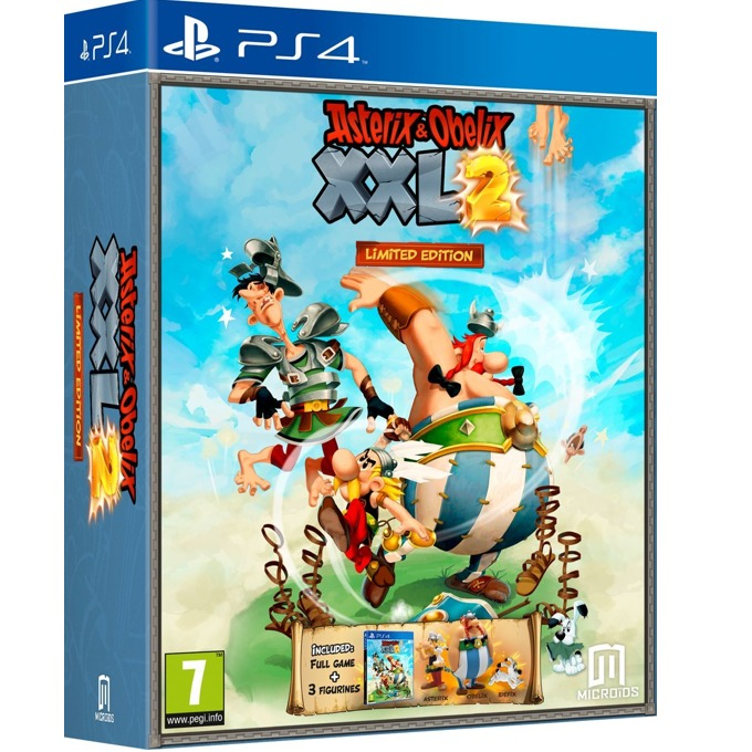 Asterix & Obelix XXL 2 Limited Edition, за PS4 image