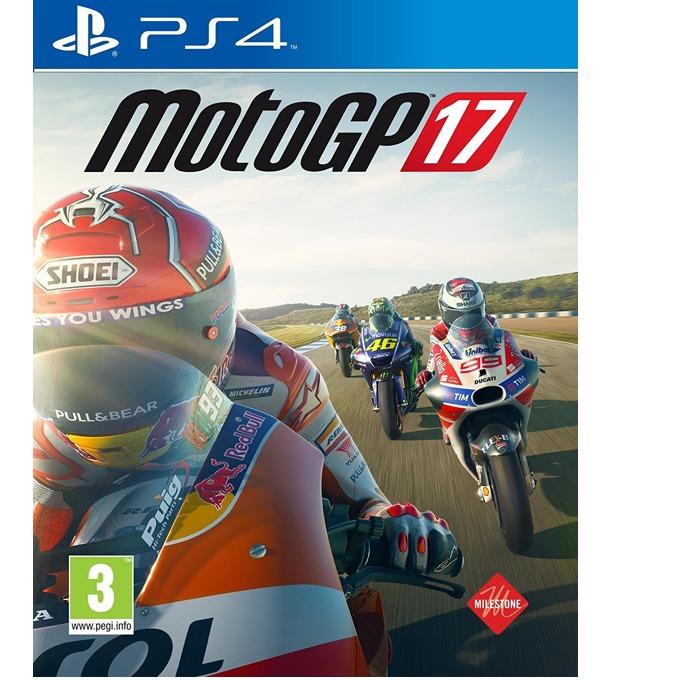 Игра за конзола MotoGP 17, за PS4 image