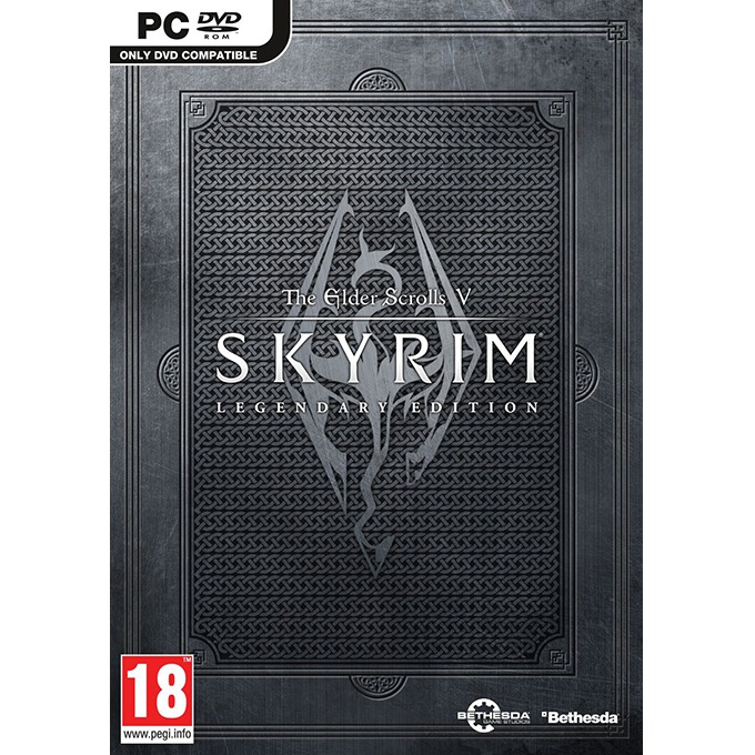 The Elder Scrolls V: Skyrim Legendary Edition, за PC image