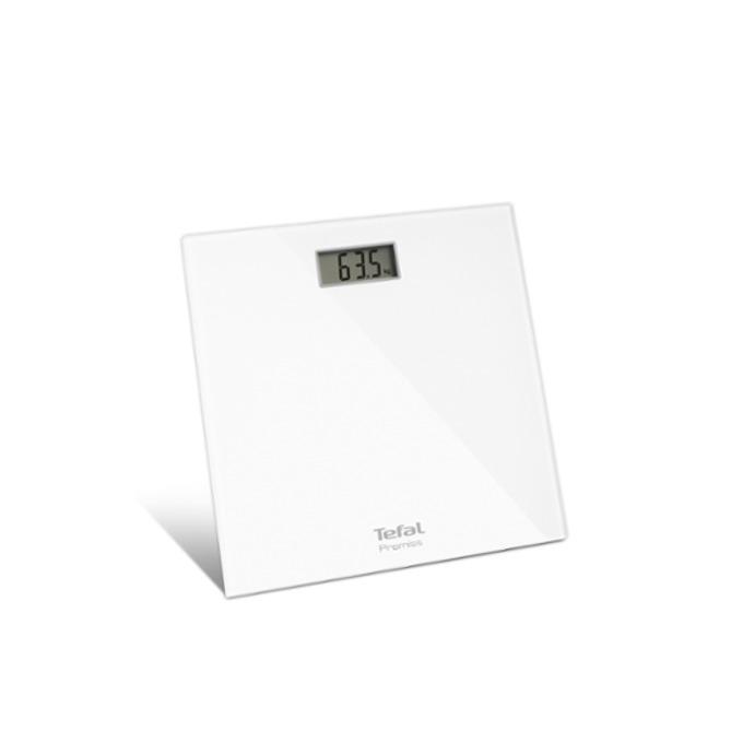Цифров кантар Tefal PP1061V0, капацитет 150 кг., LCD дисплей, бял  image