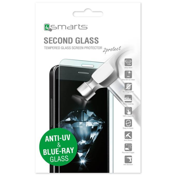 Протектор от закалено стъкло /Tempered Glass/ 4Smarts за iPhone 6 Plus, iPhone 6S Plus  image