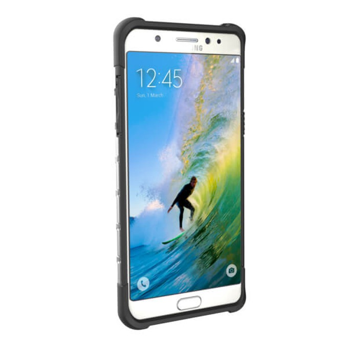 Поликарбонатов Протектор Urban Armor Gear Scout, удароустойчив, за Samsung Galaxy Note 7, прозрачен image