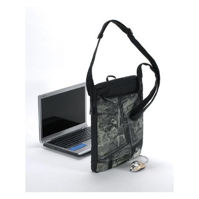 """Чанта за лаптоп TUCANO MICKEY Small , 13""""(33.02cm), сива image"""