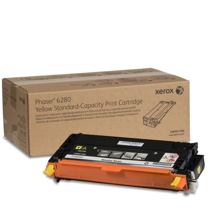 КАСЕТА ЗА XEROX Phaser 6280 - Yellow product