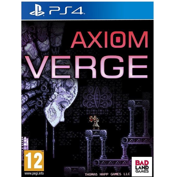 Игра за конзола Axiom Verge, за PS4 image