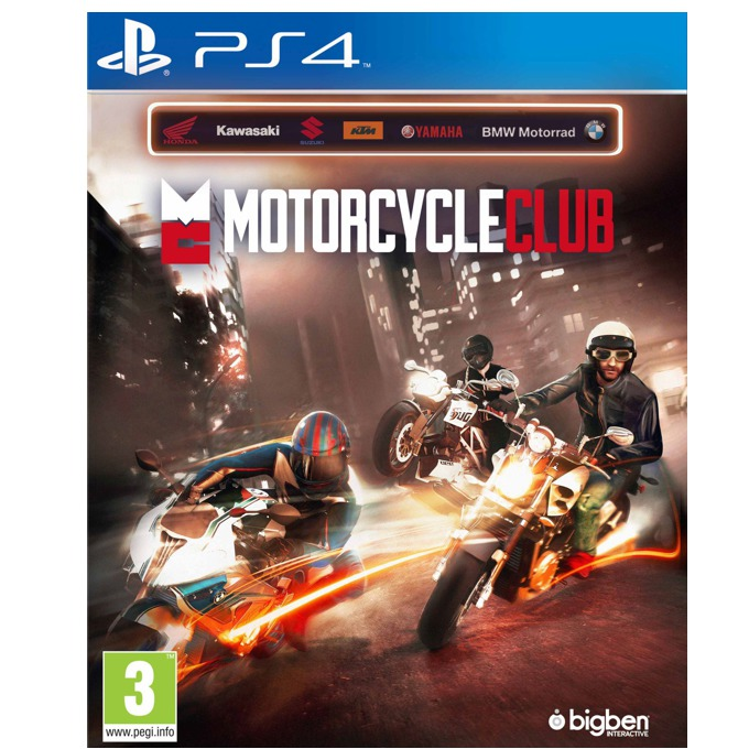Motorcycle Club, за PS4 image