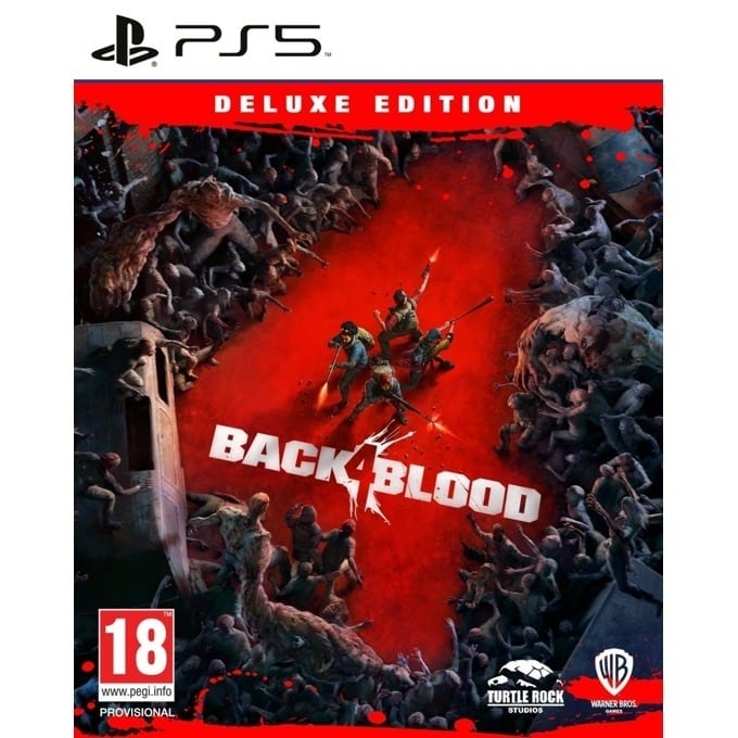 Back 4 Blood: Deluxe Edition PS5 product