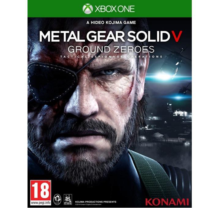Игра за конзола Metal Gear Solid V: Ground Zeroes, за XBOXONE image