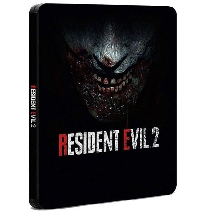 Resident Evil 2 Remake - Steelbook Edition, за PS4 image