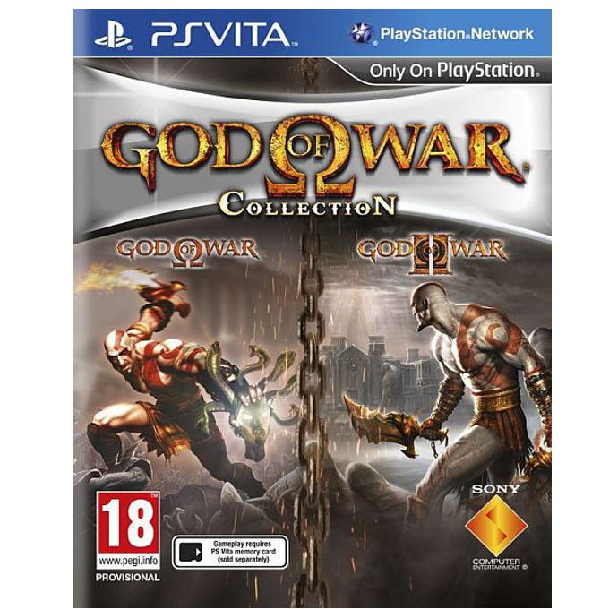 Игра за конзола God of War Collection, за PSVITA image