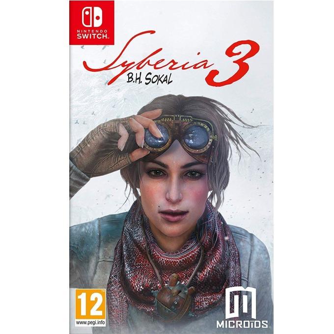 Игра за конзола Syberia 3, за Nintendo Switch image