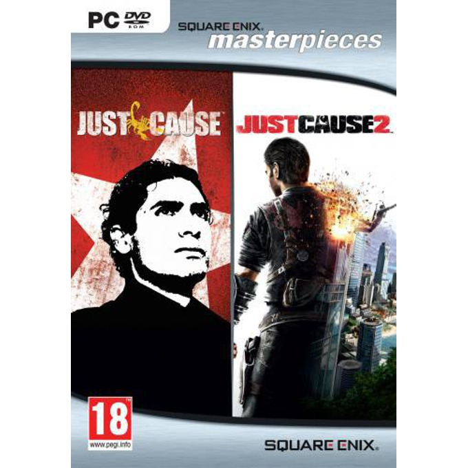 Игра Just Cause Collection (Just Cause 1 and 2), за PC image