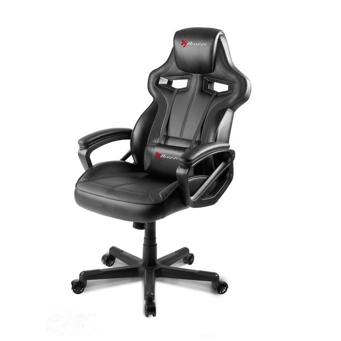 Arozzi Milano Gaming Chair Black MILANO-BK