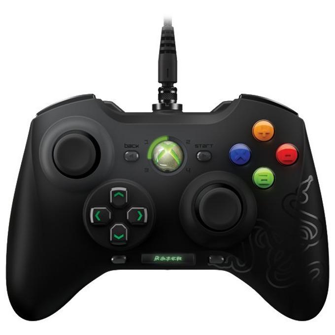 Геймпад Razer Sabertooth, с подсветка, за PC / Xbox 360 image